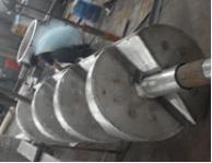 空心桨叶干燥机